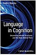 Language in Cognition (Hardcover)