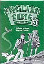 English Time 3: Workbook (Paperback)