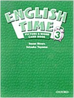 English Time 3 Picture & Word Card Book (Paperback, CSM)