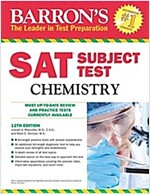 Barron's SAT Subject Test Chemistry, 12th Edition (Paperback, 12, Revised)