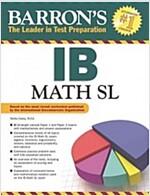 Barron's Ib Math SL (Paperback)