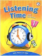 Listening Time 1 : Student Book (Paperback + MP3 CD)