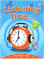 Listening Time 2 : Student Book (Paperback + MP3 CD)