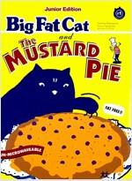 Big Fat Cat and the Mustard Pie (스토리북 + 워크북 + 오디오 CD)