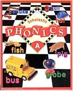 Scholastic Phonics A (Workbook)