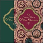 The Complete Works of William Shakespeare (Hardcover, SLP)