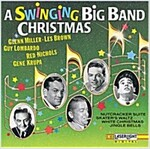 [중고] SWINGING BIG BAND CHRISTMAS