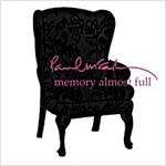 [중고] Paul McCartney - Memory Almost Full