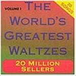 [중고] WORLDS GREATEST WALTZES 1