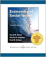 Economics of Social Issues (Paperback, 20th)