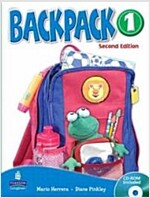 Backpack 1 [With CDROM] (Paperback, 2, Revised)