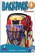 Backpack 4 [With CDROM] (Paperback, 2, Revised)