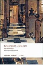 Restoration Literature : An Anthology (Paperback)