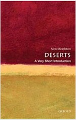 Deserts: A Very Short Introduction (Paperback)