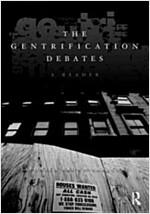 [중고] The Gentrification Debates : A Reader (Paperback)