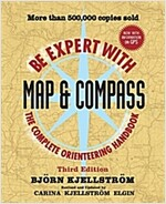 Be Expert with Map and Compass (Paperback, 3 Revised edition)