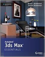 Autodesk 3ds Max 2015 Essentials: Autodesk Official Press (Paperback)