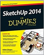 SketchUp 2014 for Dummies (Paperback)