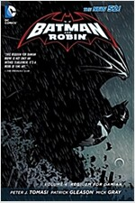 Batman and Robin Vol. 4: Requiem for Damian (the New 52) (Paperback, 52)