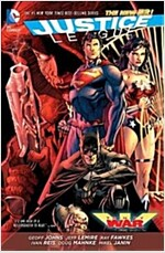 Justice League: Trinity War (the New 52) (Paperback, 52)