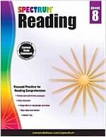 Spectrum Reading Workbook, Grade 8 (Paperback)