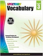 Spectrum Vocabulary, Grade 3 (Paperback)