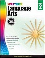 Spectrum Language Arts, Grade 2 (Paperback)