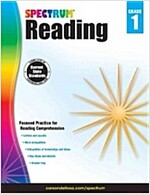 Spectrum Reading Workbook, Grade 1 (Paperback)