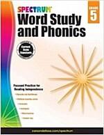 Spectrum Word Study and Phonics, Grade 5 (Paperback)