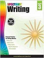 Spectrum Writing, Grade 3 (Paperback)