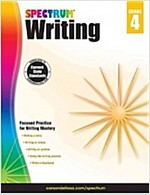 Spectrum Writing, Grade 4 (Paperback)