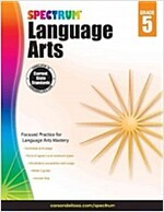 Spectrum Language Arts, Grade 5 (Paperback)