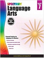 Spectrum Language Arts, Grade 7 (Paperback)