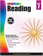 Spectrum Reading Workbook, Grade 7 (Paperback)