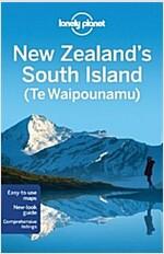 Lonely Planet New Zealand's South Island (Te Waipounamu) (Paperback, 4)