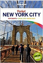 Lonely Planet Pocket New York City (Paperback, 5)