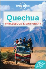 Lonely Planet Quechua Phrasebook & Dictionary (Paperback, 4)