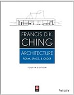 Architecture: Form, Space, and Order (Paperback, 4, Revised)