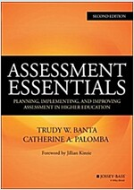 Assessment Essentials: Planning, Implementing, and Improving Assessment in Higher Education (Hardcover, 2, Revised)