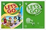 [세트] Let's Go 4 Book SET (Studentbook + Workbook)