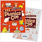 Phonics Cue 1 Set : Alphabet & Sounds (Student Book + Workbook + CD)