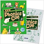 Phonics Cue 2 Set : Short Vowels (Student Book+ Workbook+ CD)