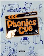 Phonics Cue 3 Set : Long Vowels (Student Book + Workbook + CD)