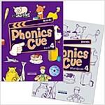 Phonics Cue 4 Set : Blends (Student Book + Workbook + CD)