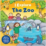 I Explore the Zoo (Board Book)