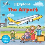 I Explore the Airport (Board Book)