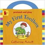 My First Toolbox Board Book (Board Book)
