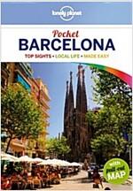 Lonely Planet Pocket Barcelona (Paperback, 4)