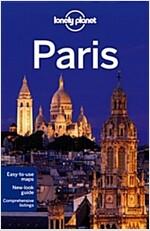 Lonely Planet Paris (Paperback, 10)