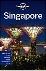 Lonely Planet Singapore (Paperback, 10)